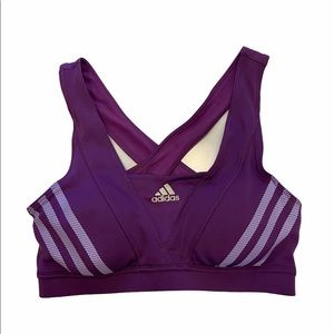 ADIDAS Training Bra Size Small Good Condition